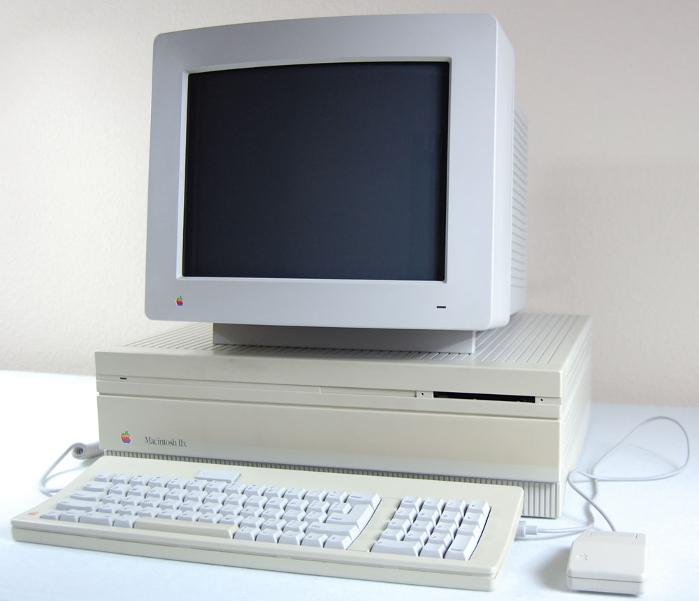 Today in Apple history: Powerful, upgradeable Macintosh ...